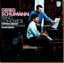 Grieg Concierto Piano Kovacevich