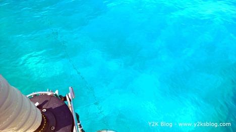 Il fantastico mare di Formentera e delle Baleari