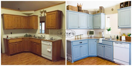 The Ultimate Guide To Painting Cabinets (Tutorials) - The Kim Six Fix