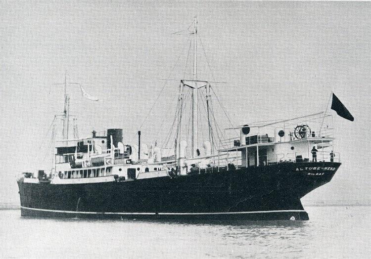 ALTUBE-MENDI. De la revista The Shipbuilder. Octubre 1930.jpg