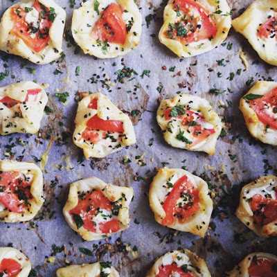 De tout coeur limousin quick and easy canapes for Canape ideas nigella