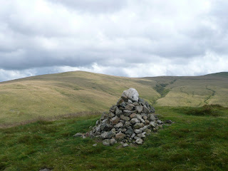 Brae Fell from Longlands Fell
