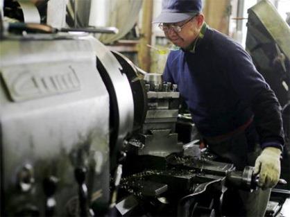 trabalhador mais de 65 anos no Japão