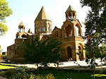 Mayr Tachar (the Mother Church), Echmiadzin, Armenia.