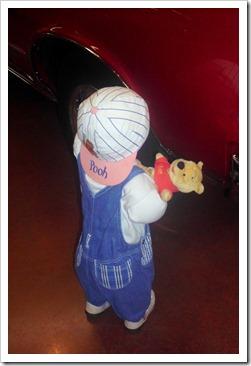 Cute Pooh Bear Kid