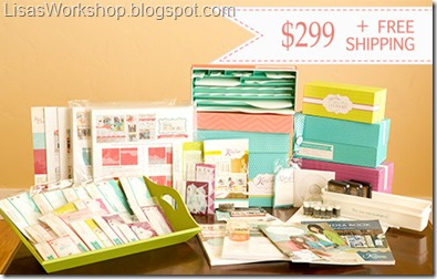 Pre-Launch Phase for Kiwi Lane! This is the Class Starter Kit - video on blog.