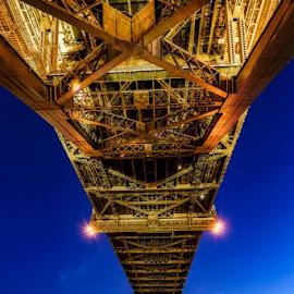 Across the sea by Arif Djohan - Buildings & Architecture Bridges & Suspended Structures
