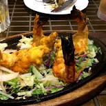 Indian dinner time in Aoyama, Tokyo in Tokyo, Tokyo, Japan