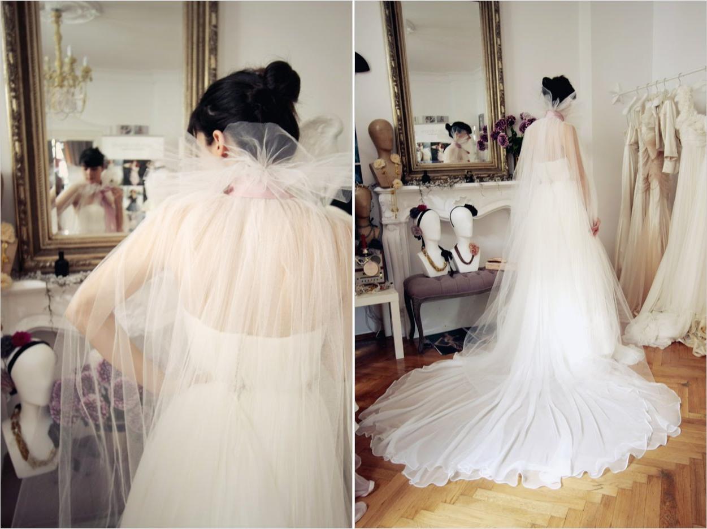 wedding dress via cherry