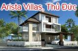 Arista Villas, đất nền Biệt thự Quận Thủ Đức, HCM, Giá từ 14, 2 tr/m2