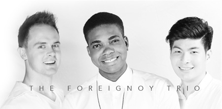 The Foreignoy Trio