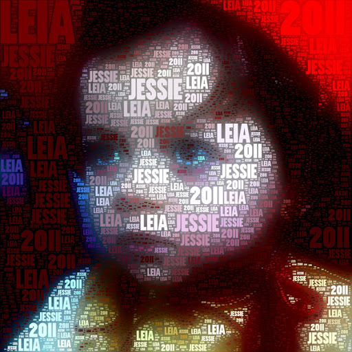 Jessie Leia a través de WordFoto