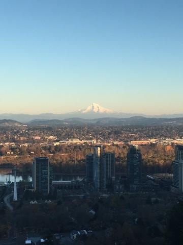 Mt Hood Portland