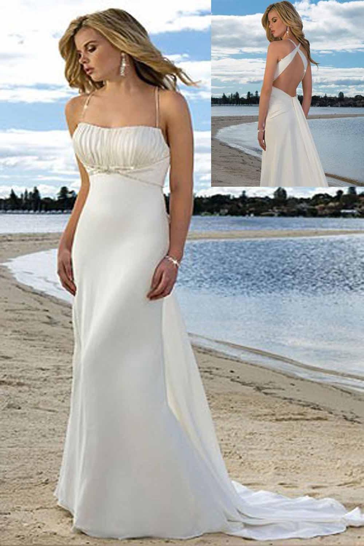 beach-wedding-dresses-casual