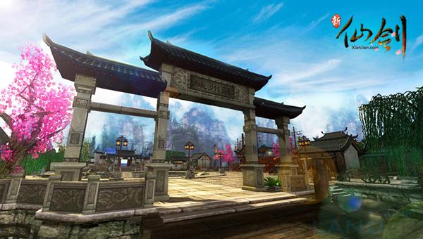Webgame Tân Tiên Kiếm tìm đường đến Việt Nam 1