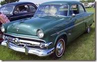 1954 Ford Fairlane Sedan