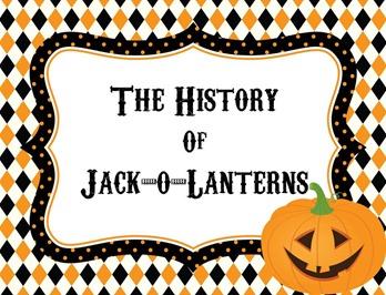 History of Jack O Lantern