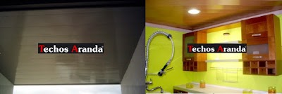 Techos aluminio La Rinconada