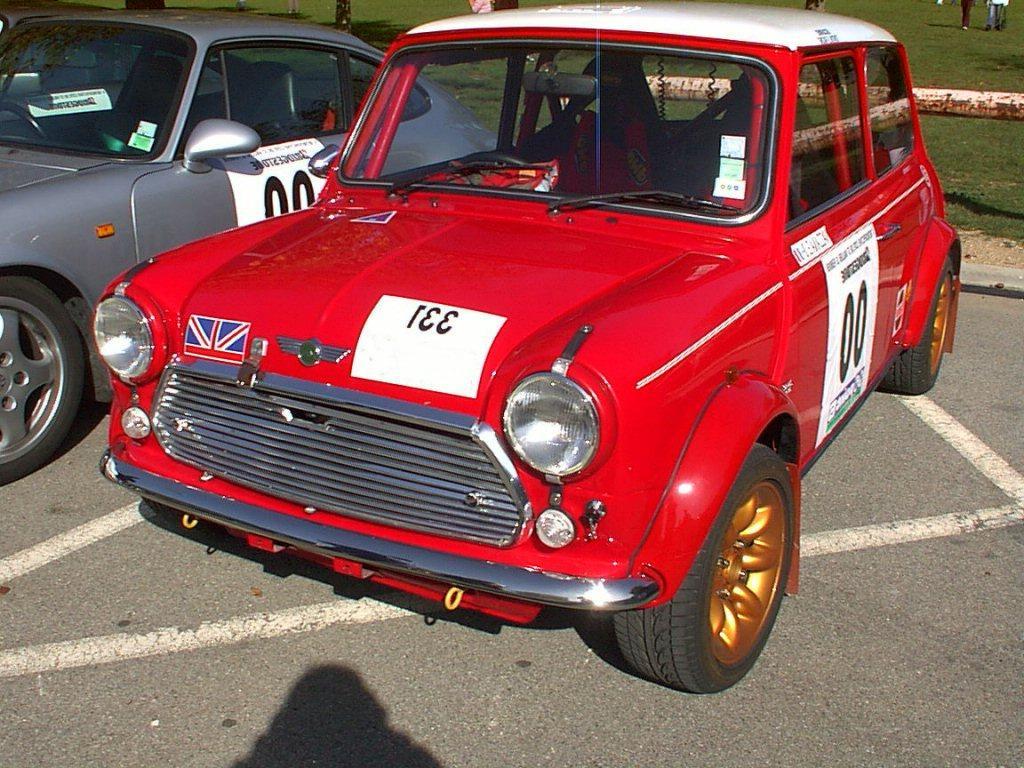 Austin 1300 Cooper S.