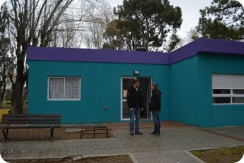 El Centro Comuniario de Costa Azul a punto de finalizar su etapa de ampliación