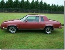 1983 Olds Cutlass