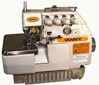 Maquina fileteadora Vanny