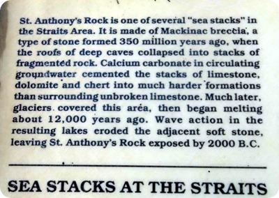 St. Anthony's Rock