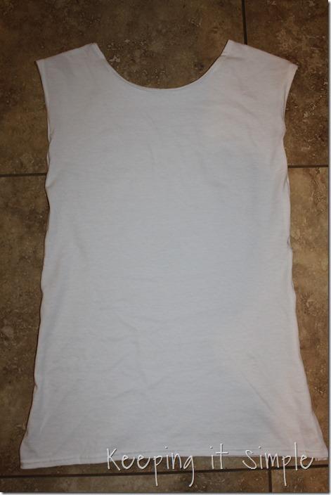 #ad DIY-Ombre-Tie-Dye-Shirt-Refashion (7)