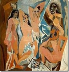 Picasso Demoiselles