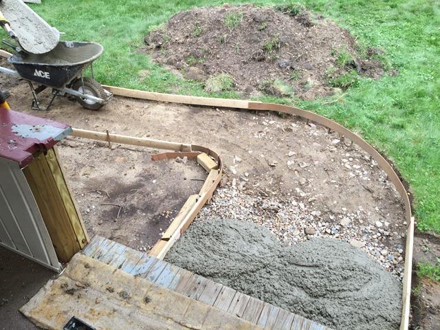 Concrete-Wheelbarrow