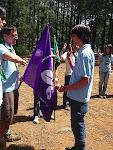 Promesa scout de Eduardo