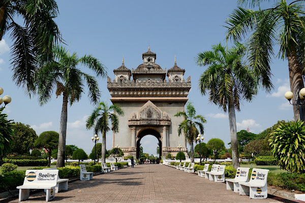 Триумфальная арка Патусай.