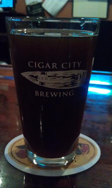 Cigar City Oatmeal Raisin Cookie
