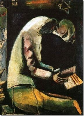 judio rezando u orando