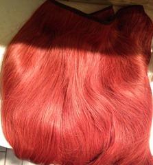 Silky Light Red in Light