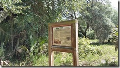 Interpretive sign 5