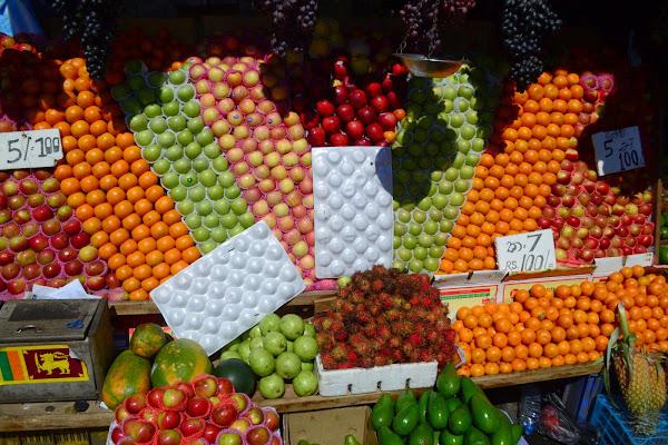 фрукты, шри-ланка