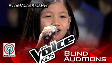 The Voice Kids PH - Kristel Belo