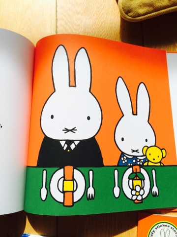 Miffy's  birthday - Miffy Mums
