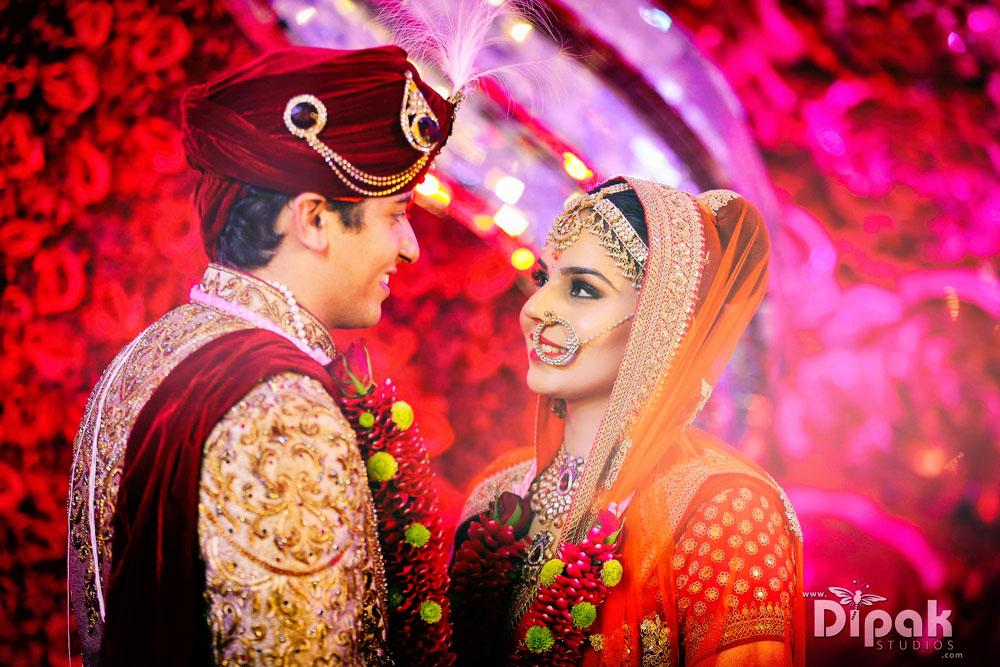 Deepak studio delhi wedding