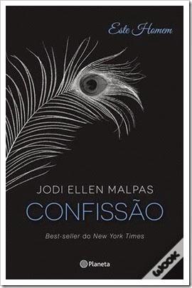 confissão - capa portuguesa