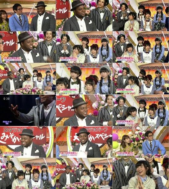 (TV-Variety)(720p) HKT48 – スタジオパーク大みそかSP2014 141231