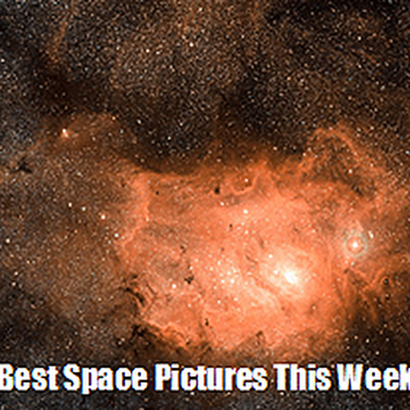 NATIONAL GEOGRAPHIC'S BEST SPACE PICTURES THIS WEEK LXXI