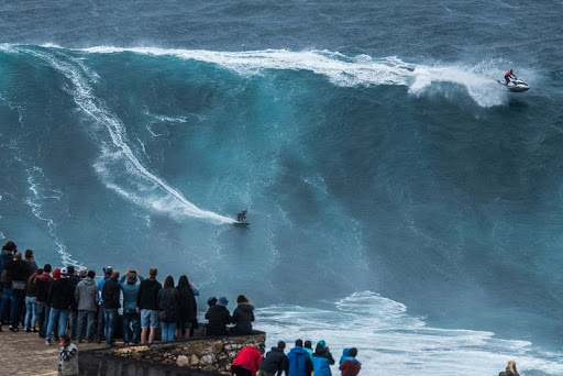 Garrett McNamara on Nazaré: the surfer's favourite town in ...