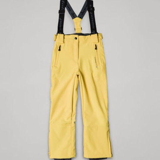 peak mountain pantalon de ski 10 16 ans gashell jaune 12 ans. Black Bedroom Furniture Sets. Home Design Ideas