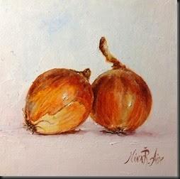 Garden Onions 6x6