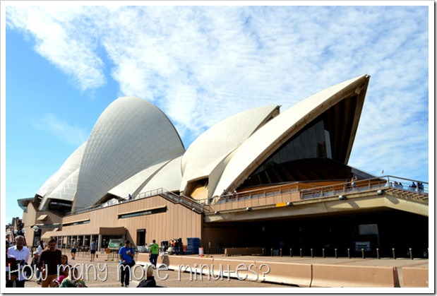 The opera house ~ How Many More Minutes?