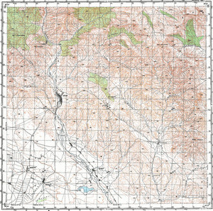 Map 100k--l45-009--(1975)