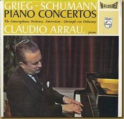 Grieg Concierto Piano Arrau Dohnanyi