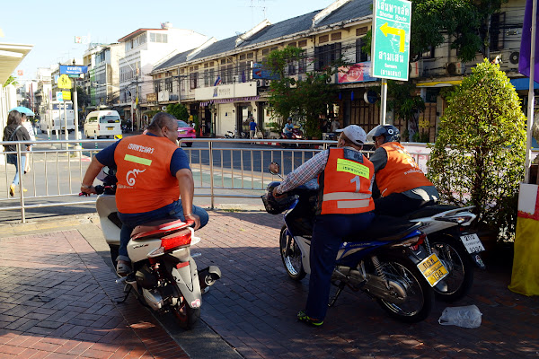Мототакси Бангкок